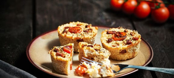Healthy Snacks | Quinoa Breakfast Muffins
