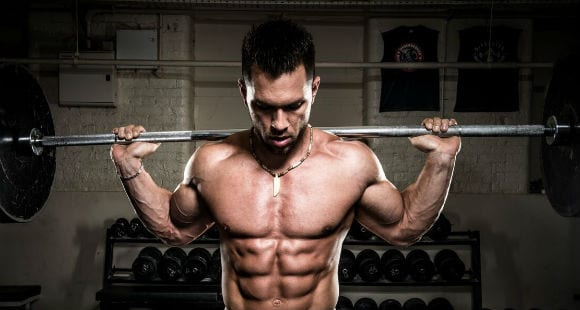 Full Body Barbell Workout