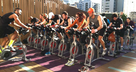 benefits of spinning class