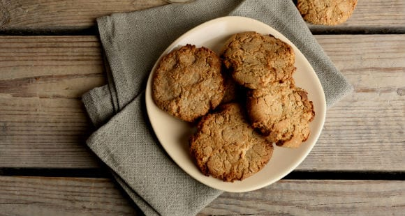 Cookies and Cream | Whey Protein Cookies Recipe