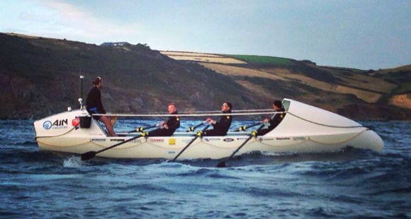 rowing across the atlantic