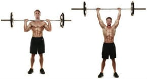 shoulder workout routine