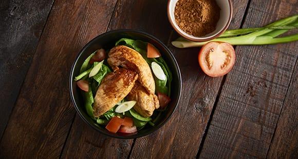 Healthy Superbowl Snack | Smoking Peanut Butter Chicken