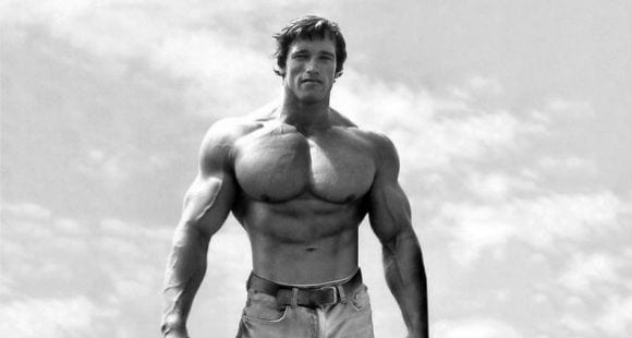 Arnold Schwarzenegger Chest Workout | Olympia Special