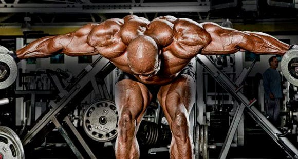 Phil Heath Shoulder Workout | Olympia Special