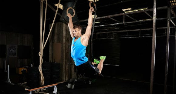 How To Build Strength For A Muscle-Up | Stages for Beginners