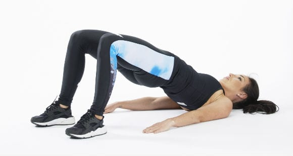 Workout the Transverse Abdominis for a Tiny Waist