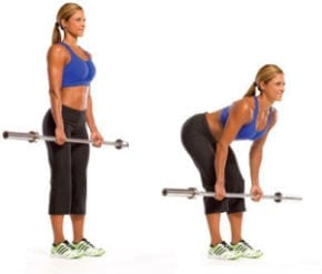glute and hamstring workout