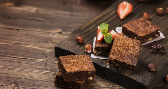 Black Bean Avocado Brownies Recipe