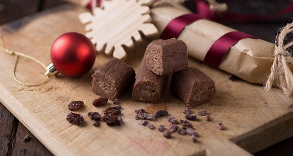 Cheat Clean this Christmas | Protein Tootsie Roll Recipe