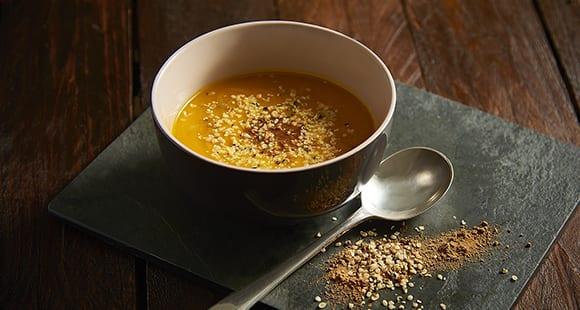 Carrot & Coriander Soup Recipe