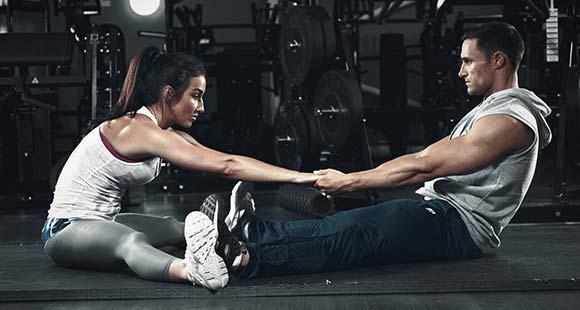 Sweat & Smooch | Valentine's Day Couple's Workout