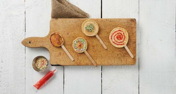 Protein Pancake Pops Recipe
