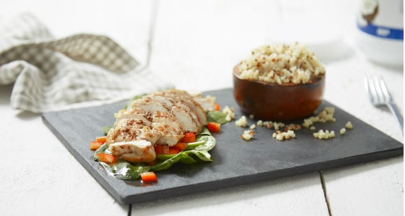 High-Protein Meals | Healthy Peri-Peri Chicken Recipe