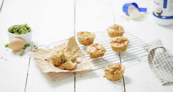 Breakfast Recipe | Low Carb Casserole Muffin