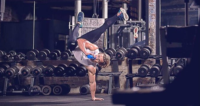 Train Your Full Body With This Bodyweight Workout