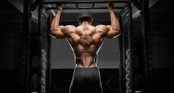 Master The Wide Grip Pull Up