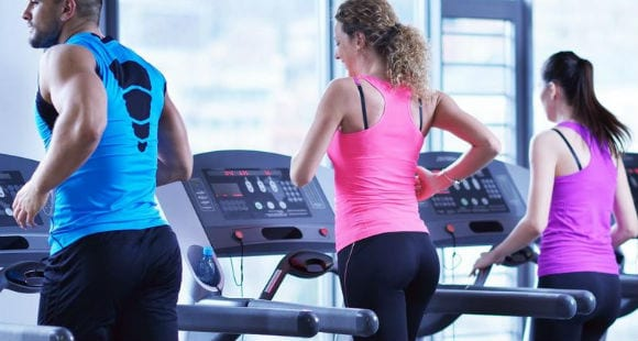HIIT The Treadmill | Try This Treadmill HIIT Workout