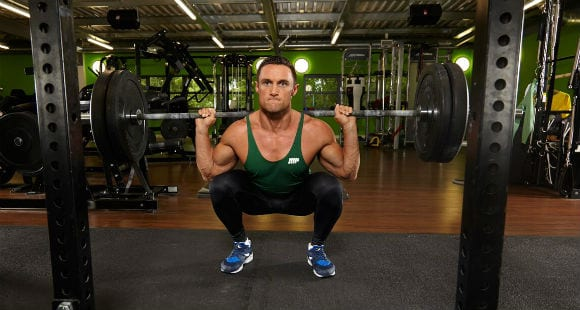 How to Achieve 20 Reps of Squats
