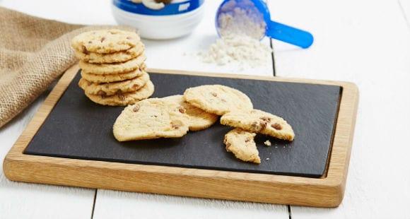 Vegan Recipe | Chocolate Chip Cookies