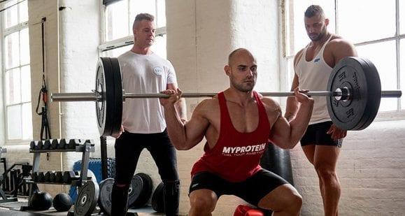 5 Exercises To Build Big Legs