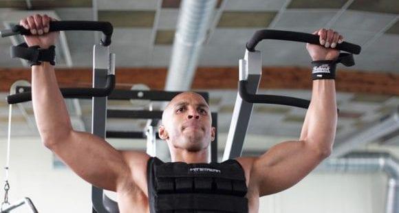 Weight Vest Workout