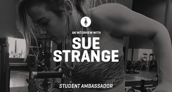 An Interview With Sue Strange | Myprotein Student Ambassador