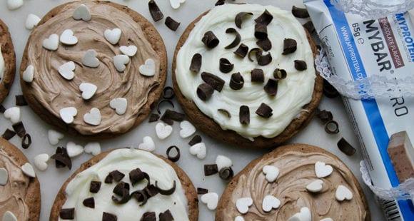 Healthy Snack Recipe | My Bar Zero Cookies