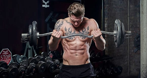 How To Get Shredded | Getting A 6 Pack