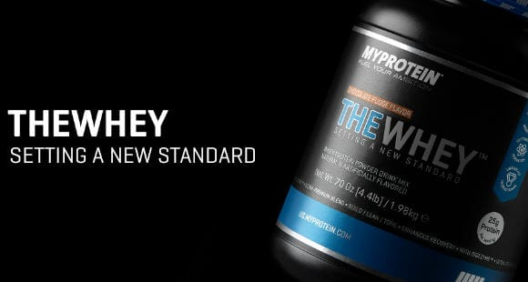 THEWHEY Infographic | Setting a New Standard