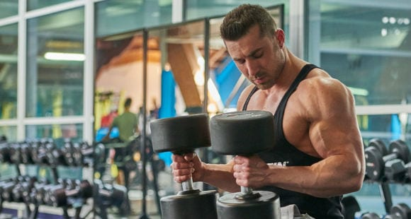 4 Supersets For Arms | Stimulate Growth