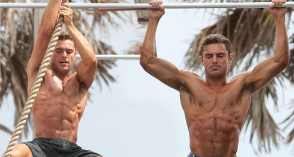 How Did Zac Efron Get Ready For Baywatch?