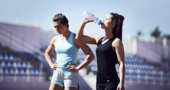 Drink Plenty of Water This Summer!