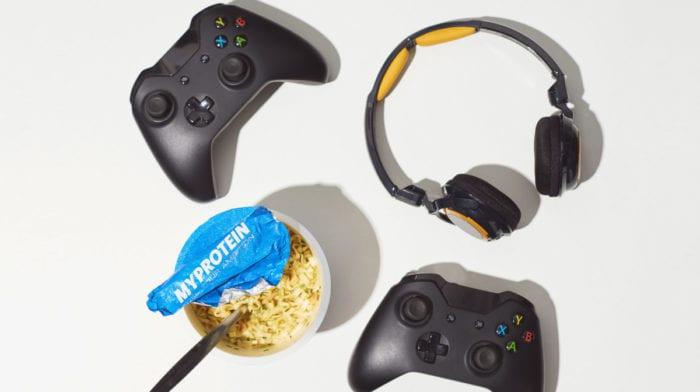 Esports Nutrition | Stay Healthy Whilst Gaming