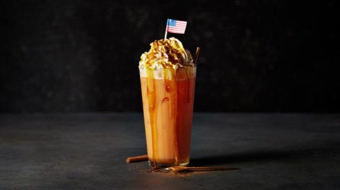 Pumpkin Pie Protein Shake | Ultimate Thanksgiving Gains