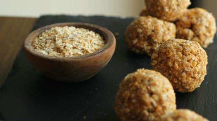 Pumpkin Protein Bites | Easy No-Bake Recipe