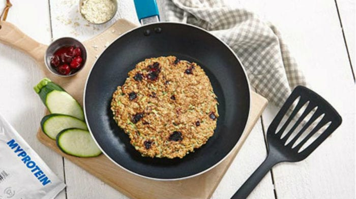 Healthy Oats Recipe | Low-Carb Protein Zoats
