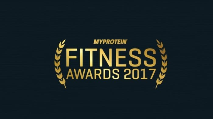 Myprotein Fitness Awards 2017 – Your Winners!