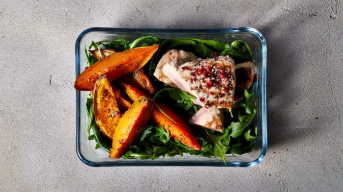 Healthy Tuna Recipes | Tuna & Sweet Potato Meal Prep