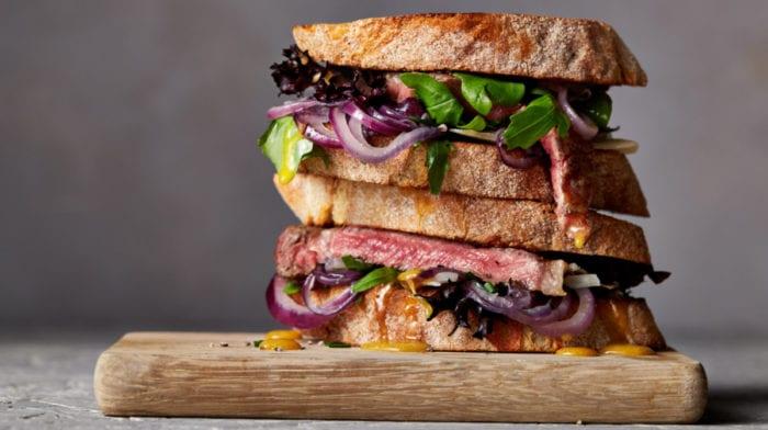 Ultimate Steak Sandwich Recipe | Muscle-Building Lunch