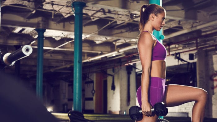 The Expert Guide To Dumbell Lunges