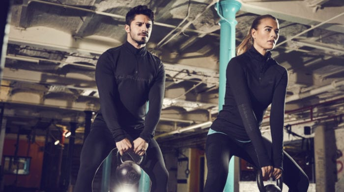 Stay Together With This Couple Workout Circuit