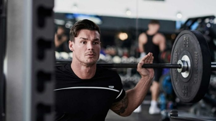 Behind The Neck Press | The Benefits and How To Do It