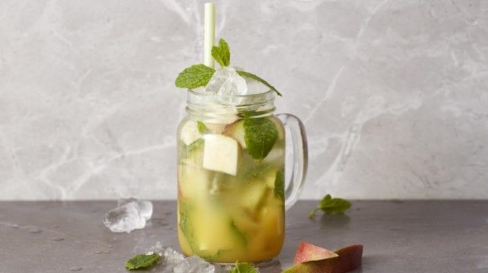 Watermelon BCAA Mojito Mocktail | The Ultimate Refreshment