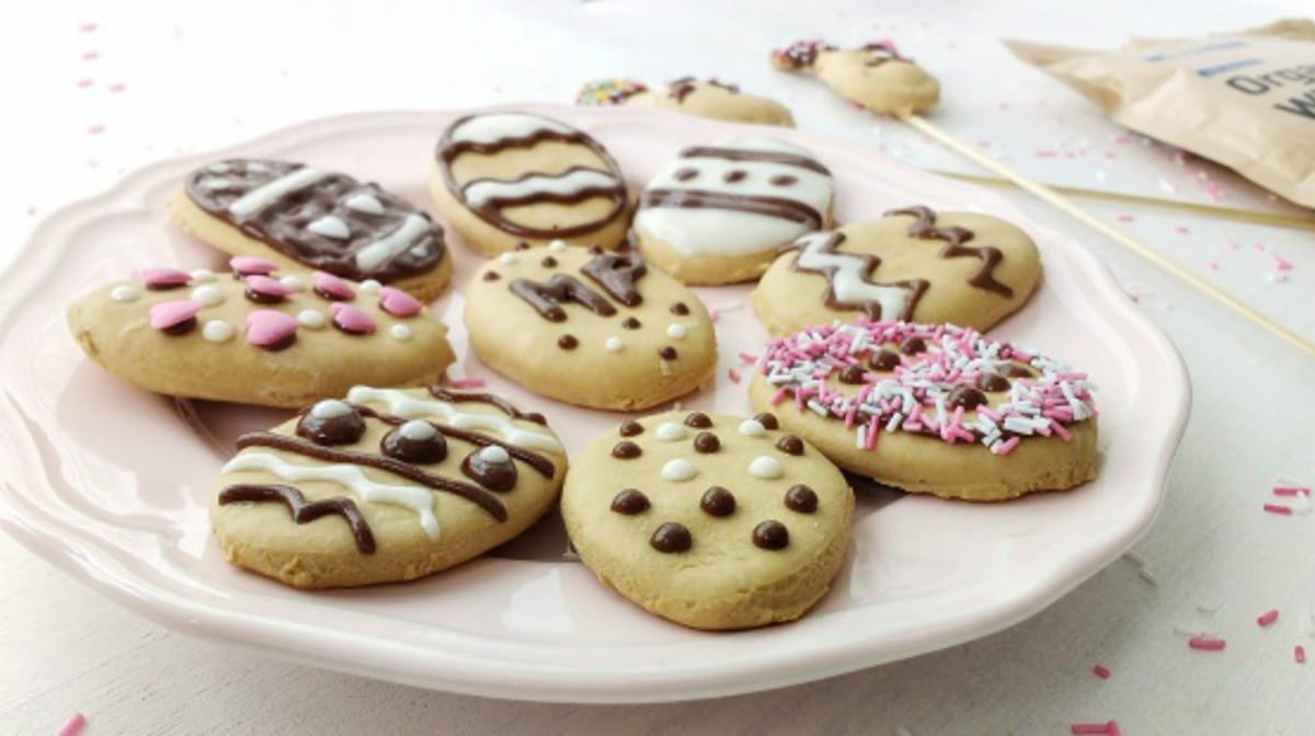 Protein Easter Cookies So Good You'll Forget About Easter Eggs