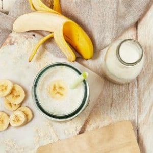 protein-smoothie-banana