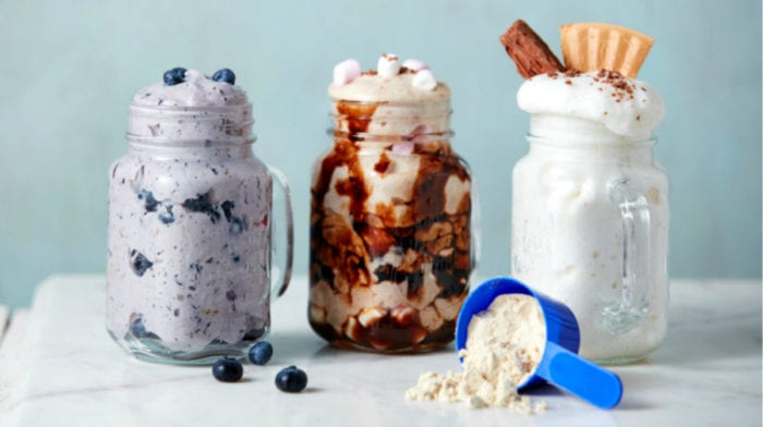 5 Protein Fluff Recipes | Easy Low-Carb High-Protein Desserts