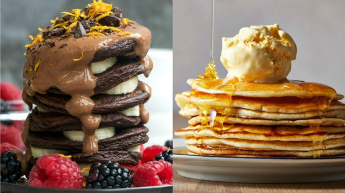 13 Protein Pancake Recipes That'll Keep You Full Until Lunch
