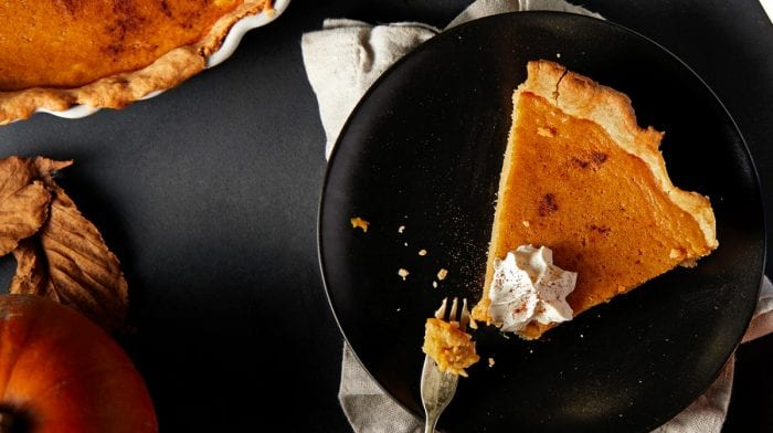 Healthy Pumpkin Pie Recipe | Protein Pumpkin Pie