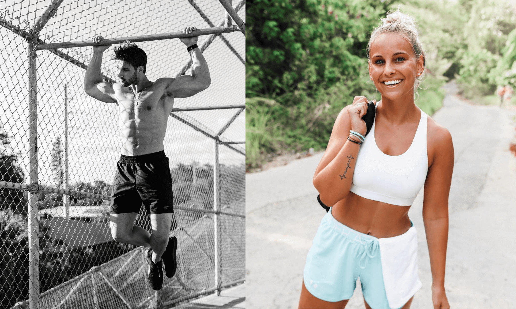 4 Ways to Stay in Shape this Summer with Gabby Male and Jordan Morello